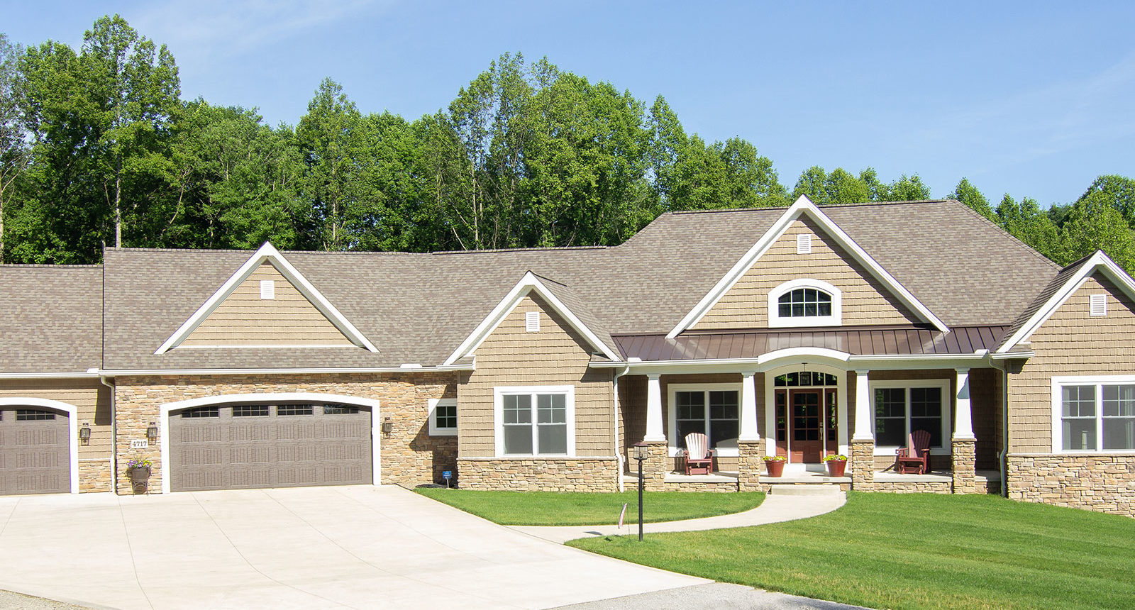 Ranch Home Builder Canton Ohio